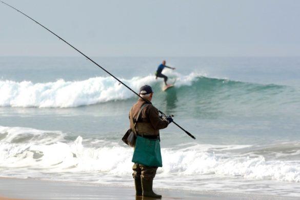Andalusien surfen