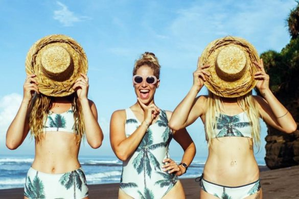 Zealous Clothing - Surf Bikinis