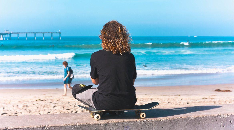 Vans Surfer Schuhe 10,5 Beach Travel Wellenreiten Rip Strand