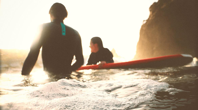 Gute Surfschule - Ängste