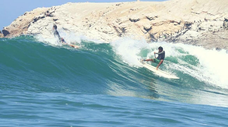 In Peru Reisen Und Surfen Ein Trip Zu Den Besten Point Breaks