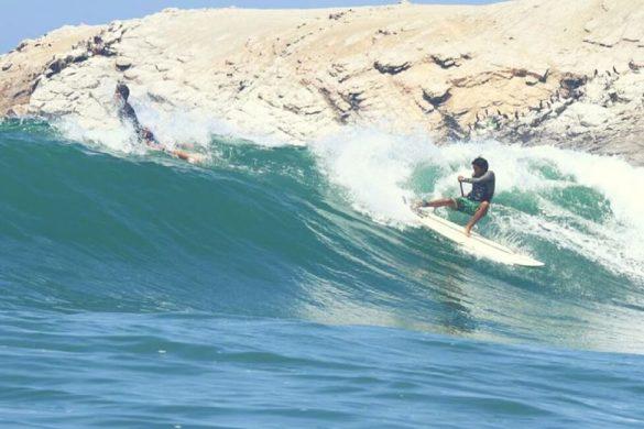 Peru Reisen und Surfen