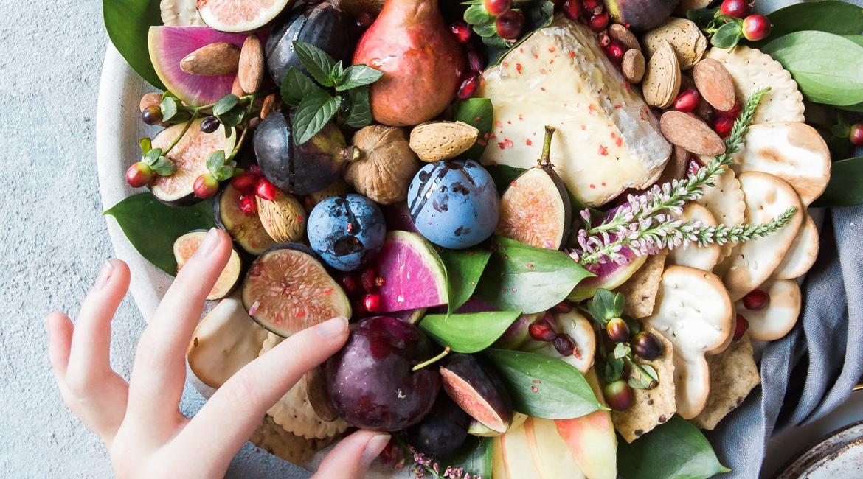 Vegane Ernährung - Obst und Gemüse