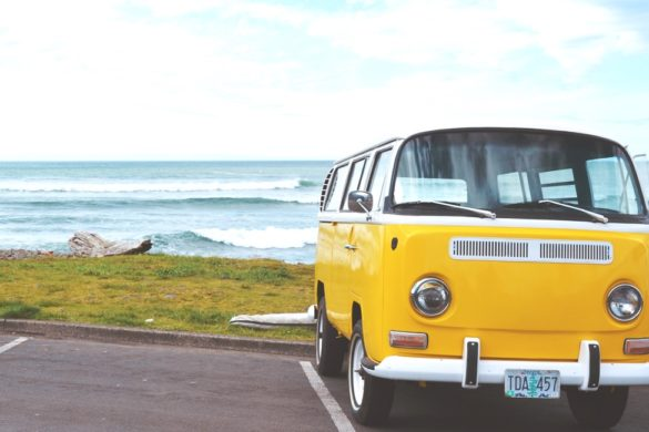 Bulli Surftrip Yellow