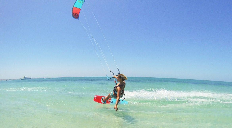 Kitesurfen Lernen WakeUp Stoked