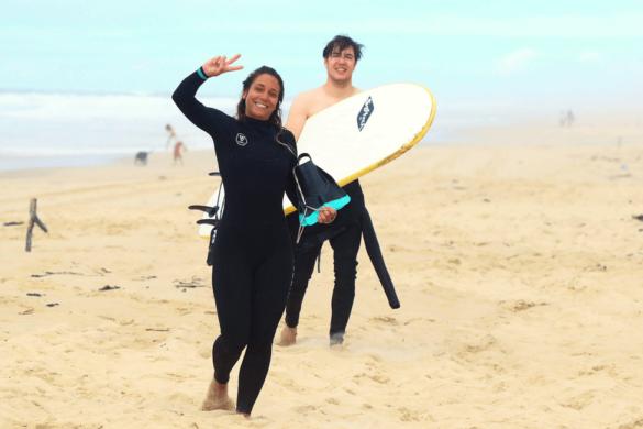 Surflehrerausbildung - Surflehrer werden