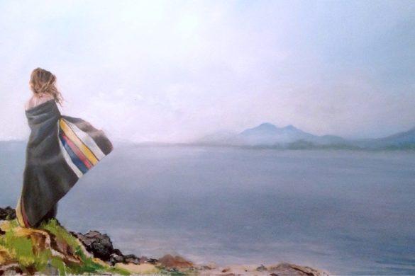 Deanna Lankin - Tofino Surf Artist