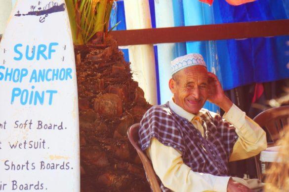 Marokko surfen - Beste Tipps