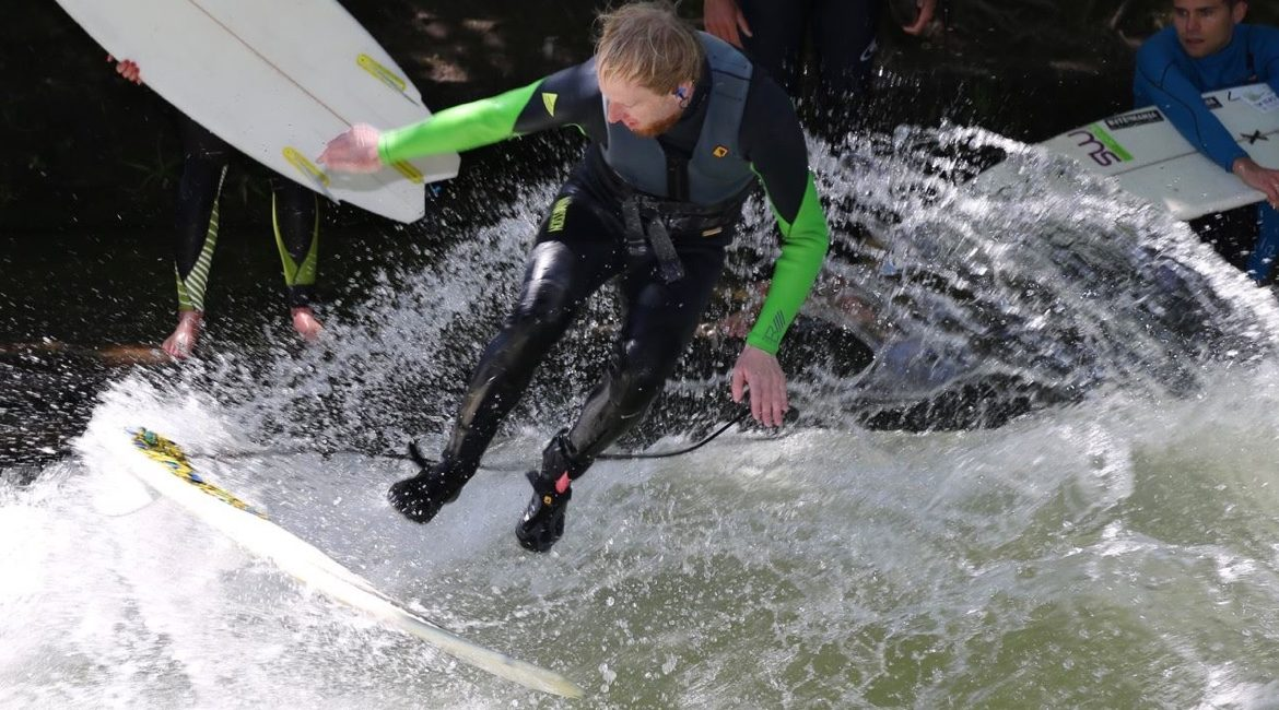 Rapid Surfing vs River Surfing