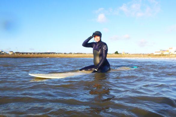 Sport in der Schwangerschaft - Surfen