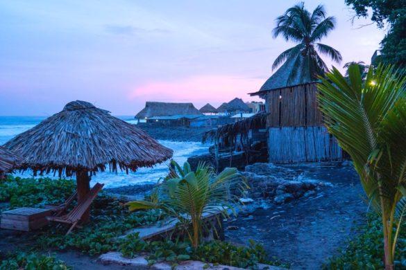 El Salvador - Reisen und Surfen