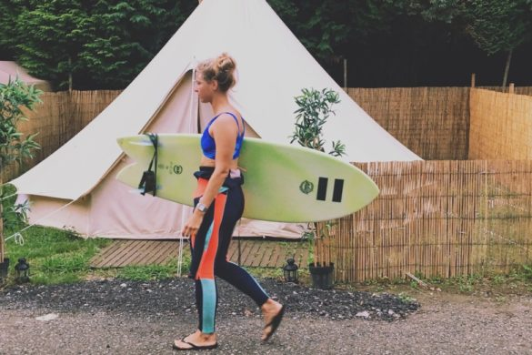 Glamping Surftrip