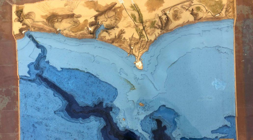 Nazare Unterwasser Canyon