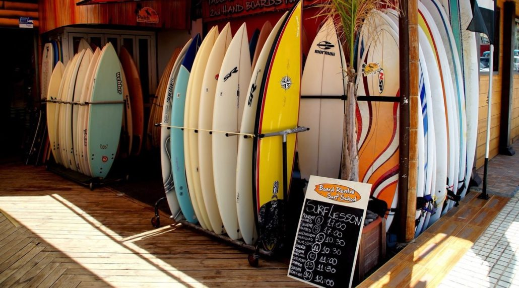 Teneriffa Surfshop