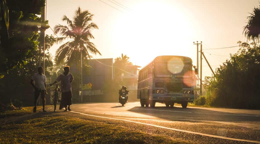 Sri Lanka Urlaub - Verkehr