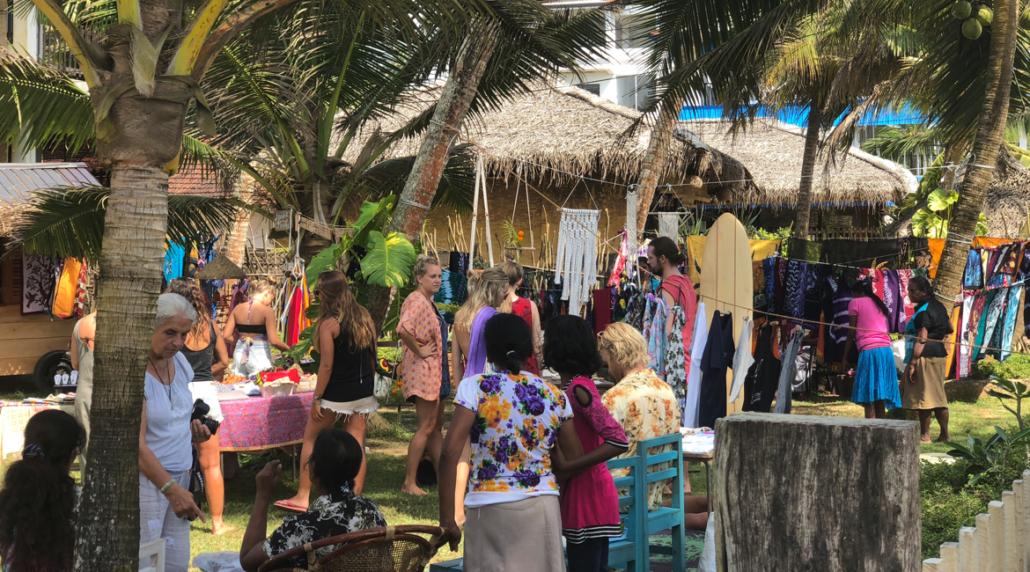 Sri Lanka Urlaub - Verhandeln
