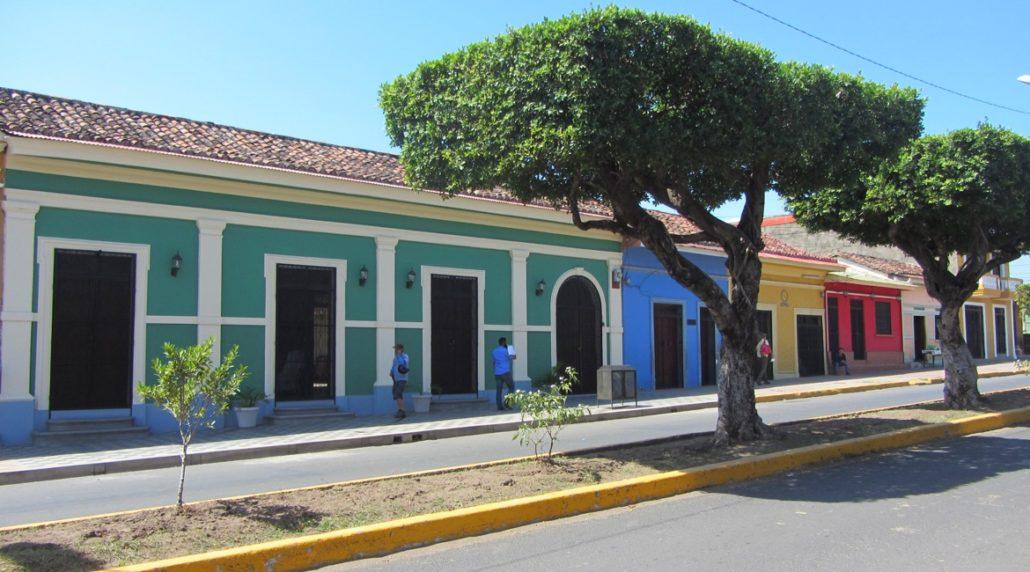 Nicaragua Unterkunft