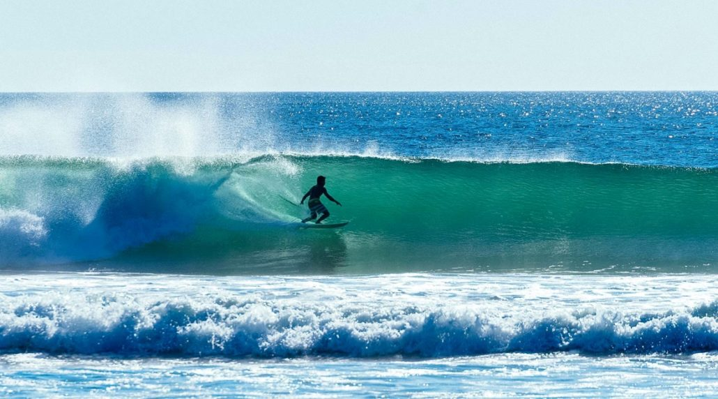 Nicaragua surfen - Surfspots