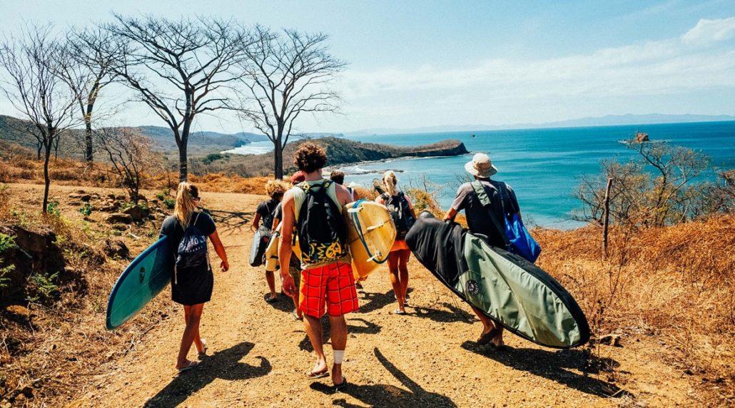 Nicaragua Surf Equipment