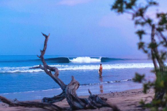 Nicaragua surfen