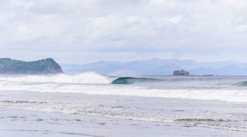 Nicaragua Surf Saison