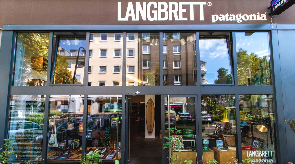 Surf Shop - Langbrett