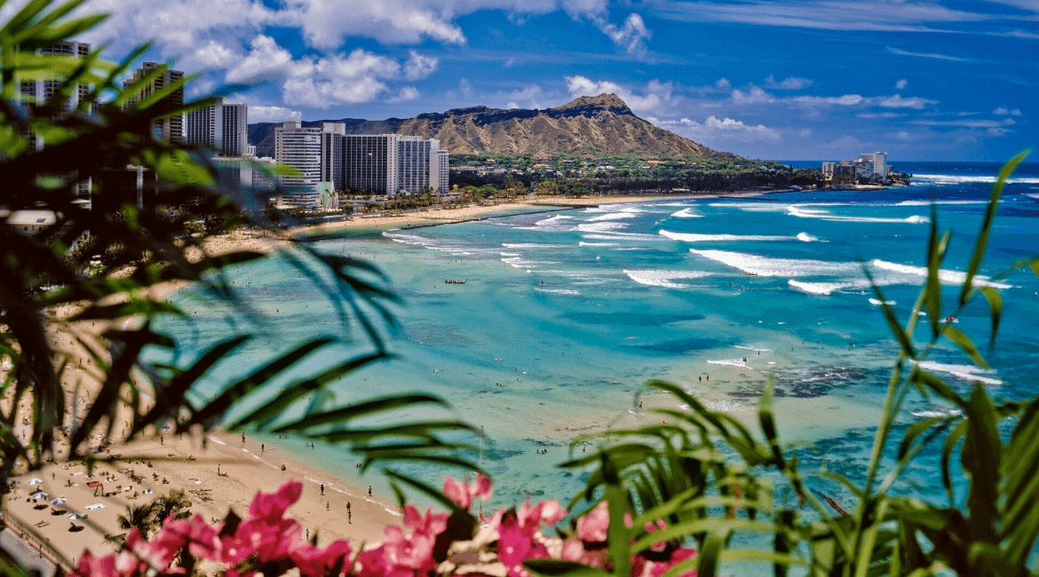 Hawaii surfen - Oahu und Big Island