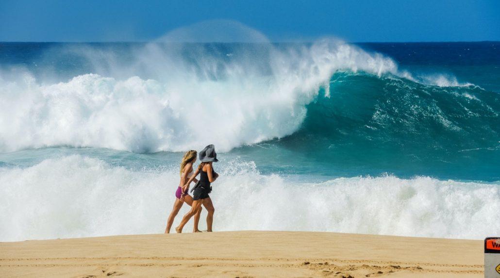 Hawaii surfen - Reisezeit