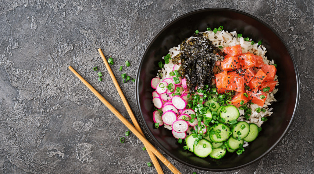 Hawaii - Poke Bowl