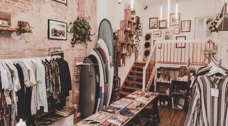 Surf Shop Guide Deutschland