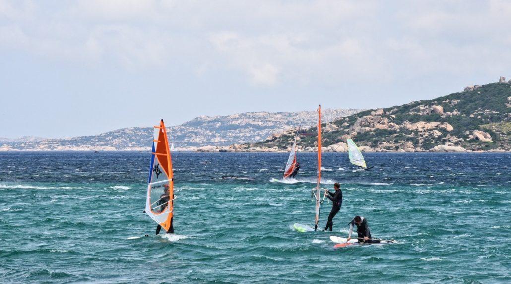 Windsurfen lernen - Surfclubs