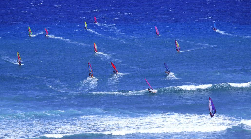 Windsurfen lernen - Verein