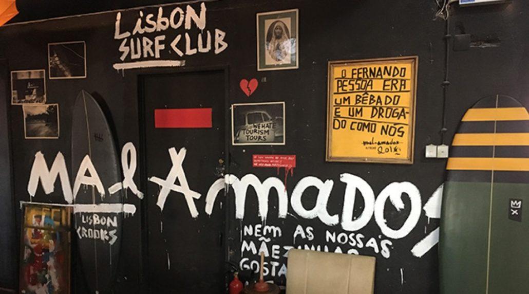 Lisbon Crooks - Surf Counter Culture