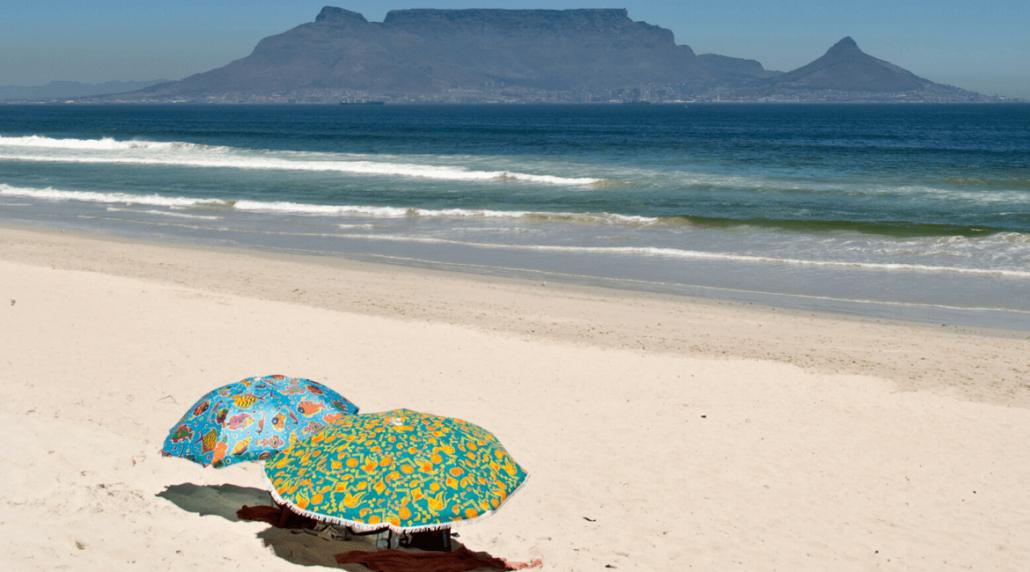 Südafrika - Sonnenschutz