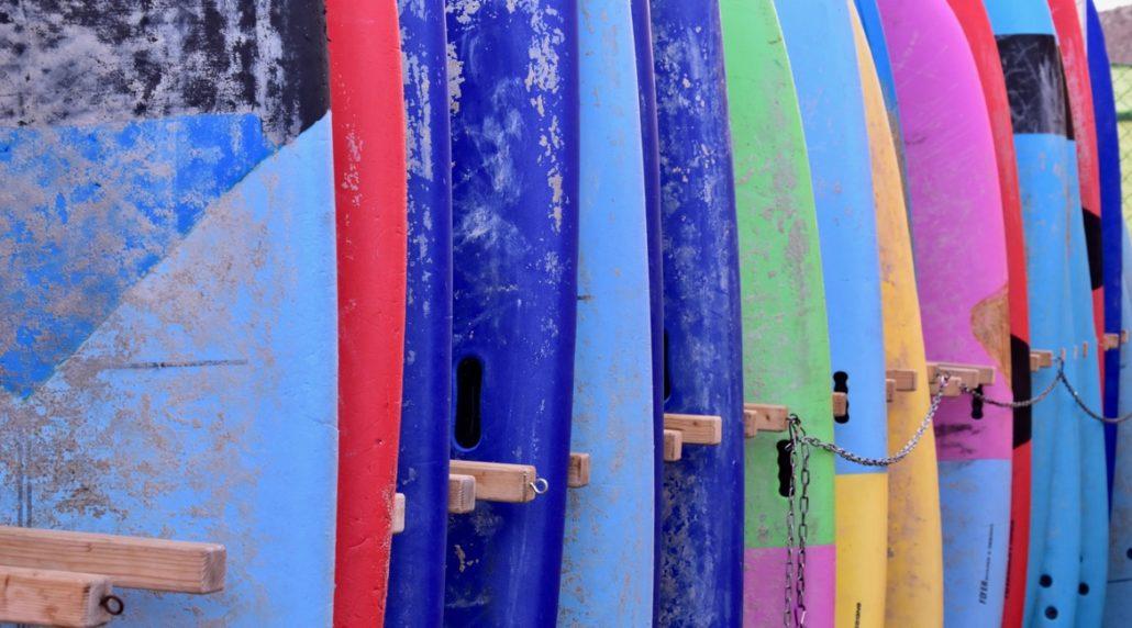 Kapstadt - Surfboard mieten