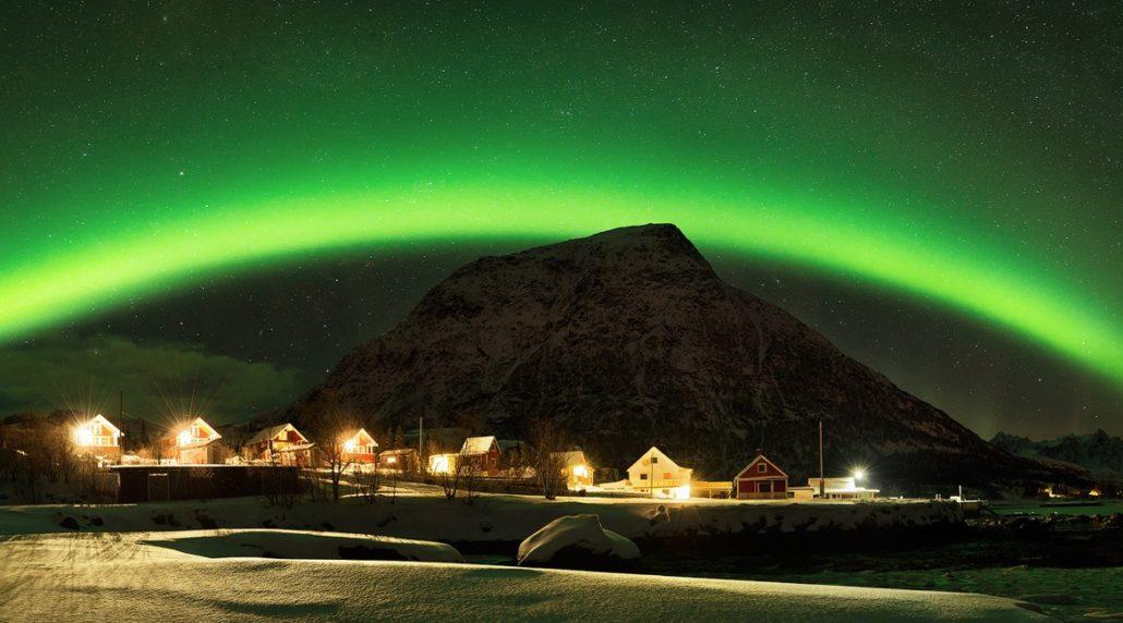 Lofoten Aurora Felix Inden