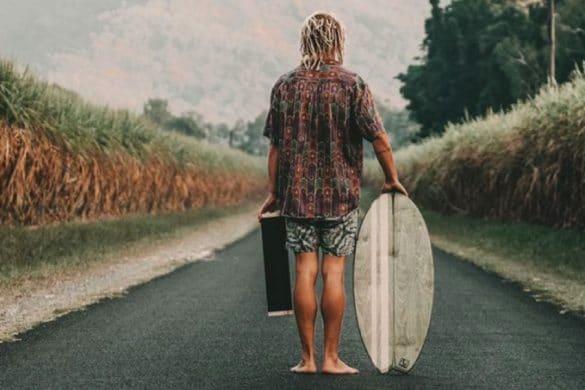 Balance Board für Surfer - Kaufen und Training