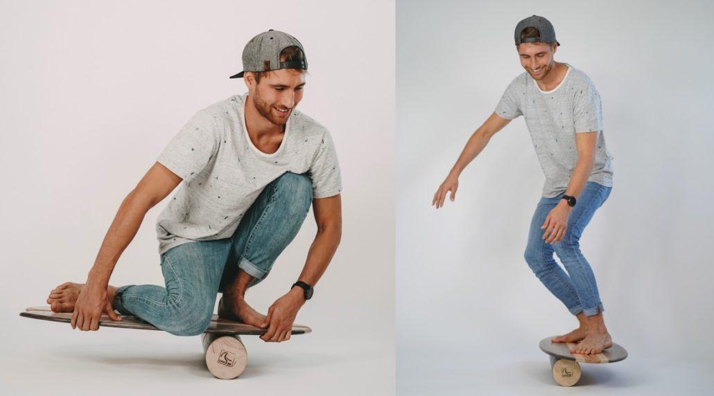 Balance Board - ohne Fahrschienen