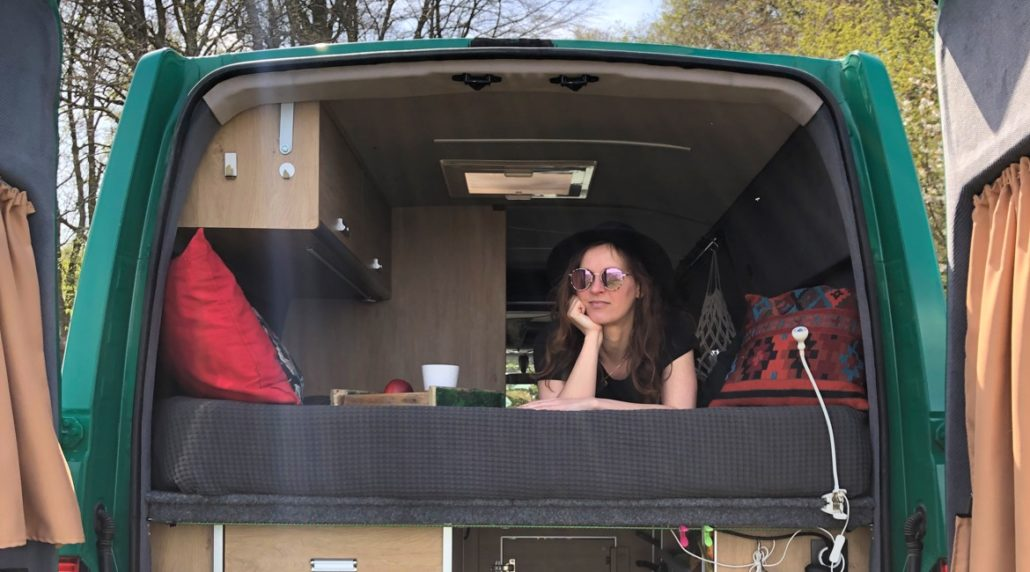 Camping Zubehör - Van Matratze