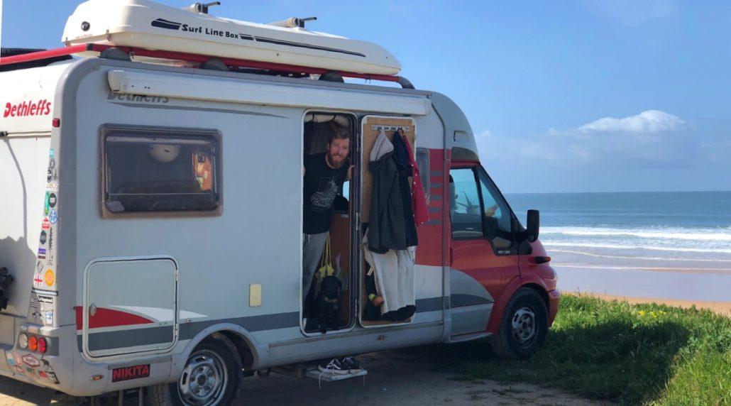 Camping Zubehör - Dachbox