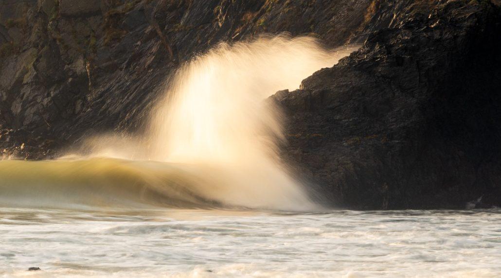 Wales surfen