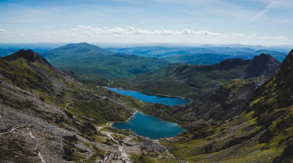 Wales - Snowdonia Nationalpark - Wandern