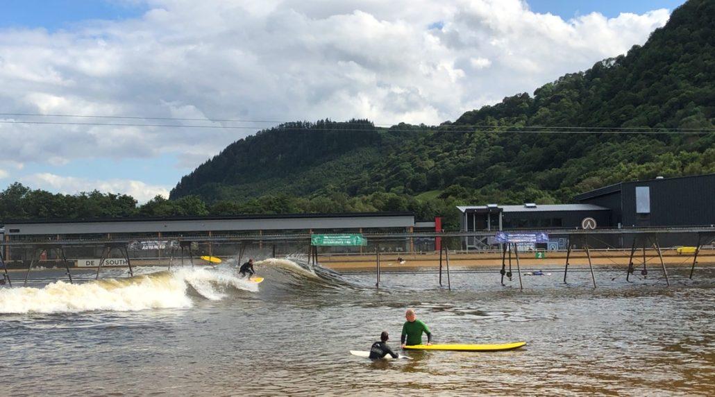 Wales Surf Snowdonia